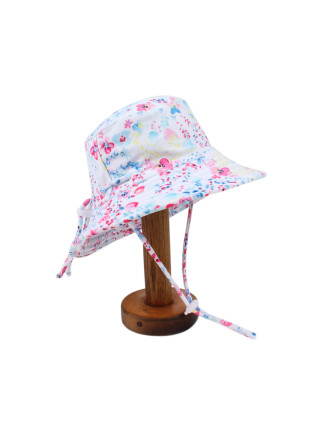 Girls Ivy Swim Sun Hat (XS - L)
