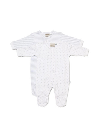 Studsuit Stars/Stripe 2 Pack