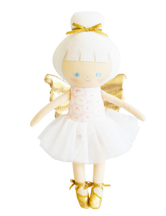 GRACIE TINY CHRISTMAS FAIRY 25CM (ONE SIZE)