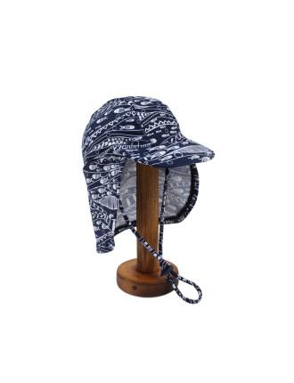 JAY LEGIONNAIRE SWIM HAT (XS - L)