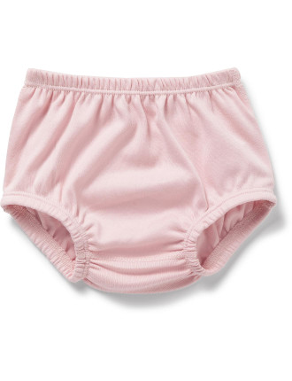 ESSENTIALS HEART BLOOMERS (0M - 12M)
