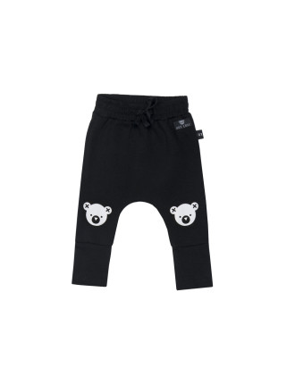 BEAR KNEE DROP CROTCH PANT (0M - 3Y)