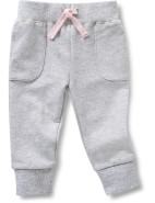 Girls Trackpant French Terry $24.95