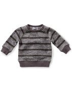 Boys Sweat French Terry Stripe $29.95