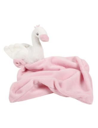Annie Swan Comforter