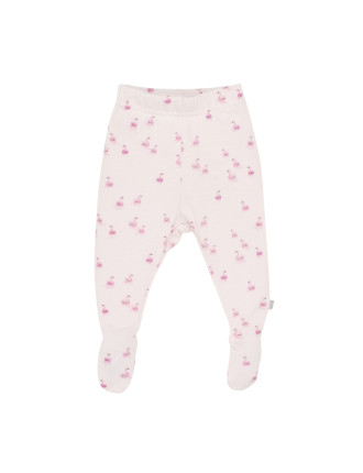 Annie Footed Pant (3-9months)