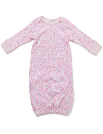 Toile Sleep Romper (Newborn-3months)