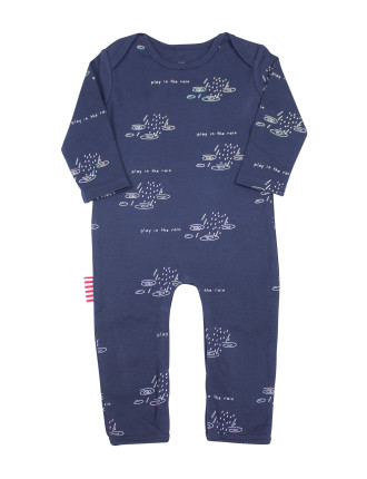 Play In the Rain Romper (3months-1year)