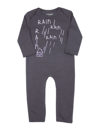 Rain Romper (3months-1year)