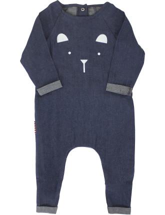 Bear Romper (3months-1year)