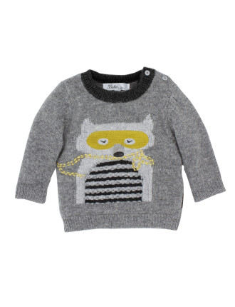 Hawk Novelty Jumper (6-24months)