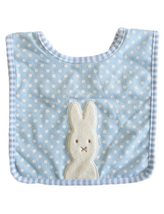 Bunny Applique Bib