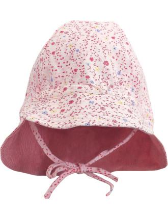 Baby Girls Legionnaires Hat (XS-M)