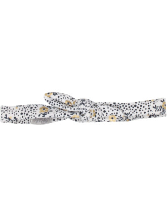 Claire Floral Knot Headband