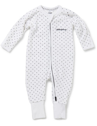 Zip Wondersuit Poodelette
