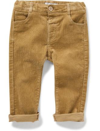 Soft Cord Jean
