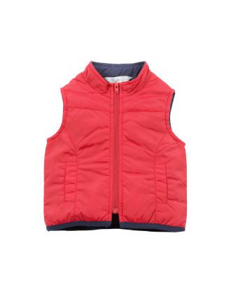 Riley Puffer Vest