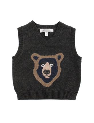 Archie Bear Vest