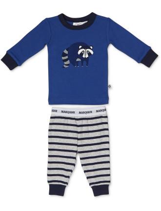 Pyjama Racoon