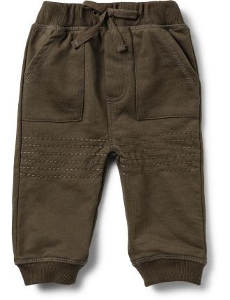 Drop Crotch Pant