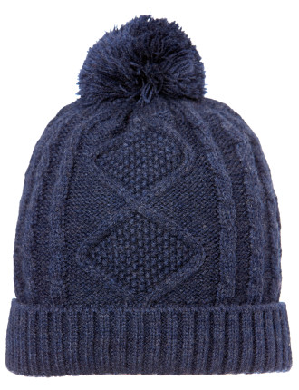 Toshi Beanie Brussels