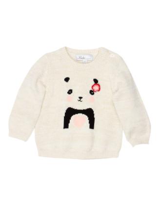 Bebe Lorna Panda Jumper