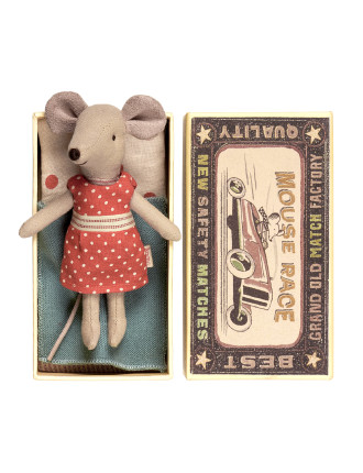 Girls Big Sister Mouse In Box