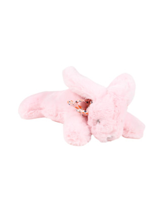 Girls Flat Rabbit Toy (OS)