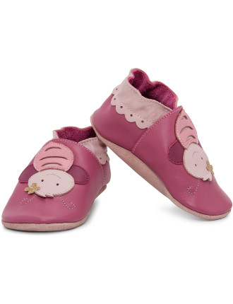 Girls Bee Soft Sole Shoes