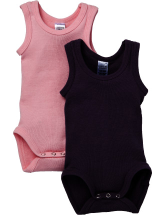 Singletsuit Pack of Two