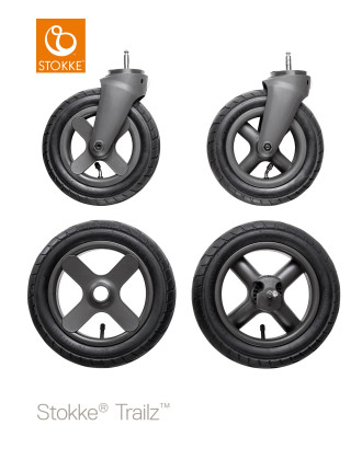 Trailz Terrain Wheels
