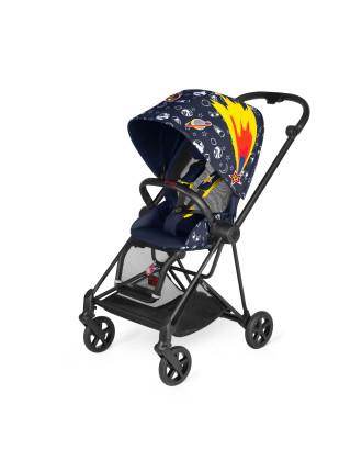 Anna K Space Rocket Mios Stroller