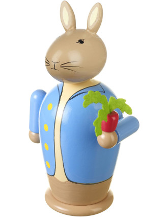 Peter Rabbit Wooden Moneybox