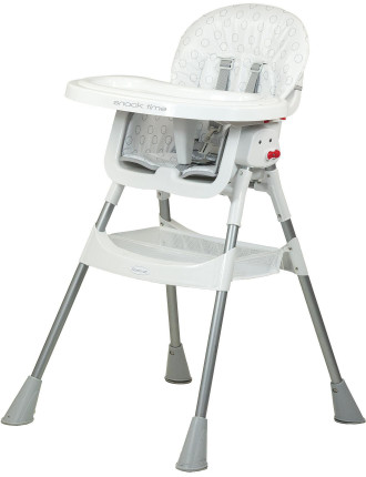 Snack Time Convertible Highchair