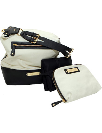 Claudine & Ash Montana Nappy Bag