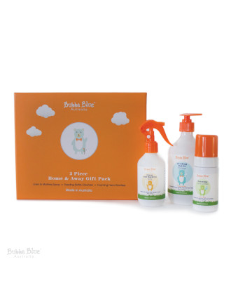 Bubba Blue 3pcs Home & Away  Gift Pack