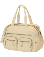 Faux Lizard Carryall $169.00