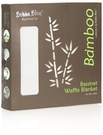 Bamboo Waffle Blanket