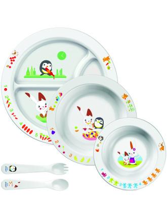 716 Toddler Feeding 6m+ Feeding Set