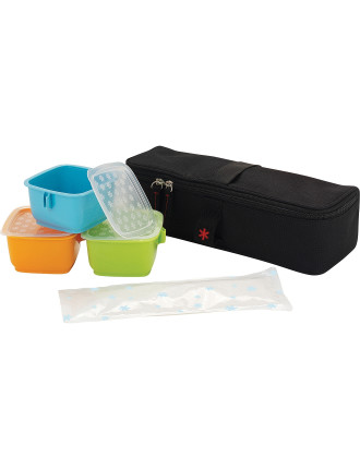 Bento Mealtime Kit (14 Piece Set)