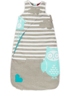 Love To Inventa Sleep Bag 1.0 Tog Owl Print $69.95