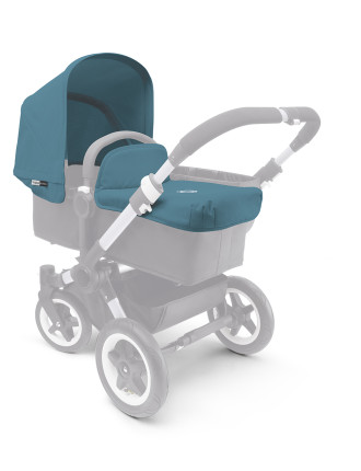 Bugaboo Donkey Tailored Fabric Set with Extendable Canopy