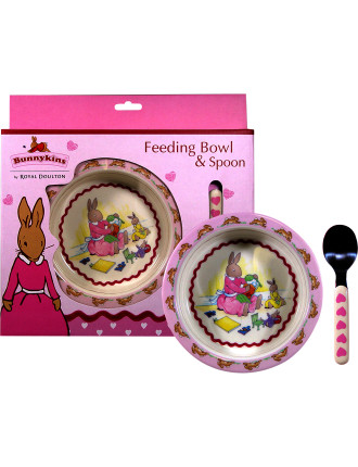 Sweethearts Feeding Bowl