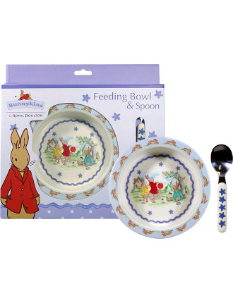 Shining Stars Feeding Bowl