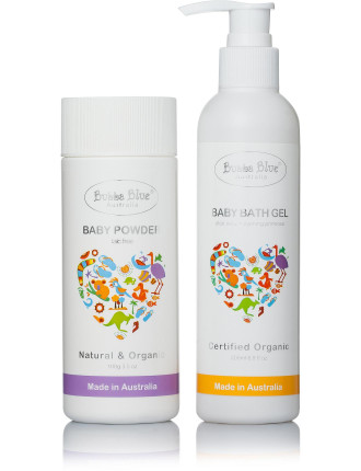 Bb Baby Skincare Bath Pack