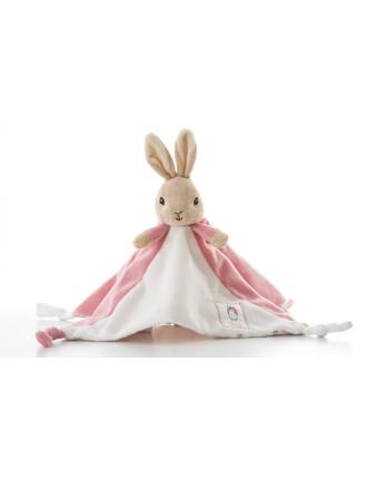 Beatrix Potter Flopsy Bunny Comfort Blanket