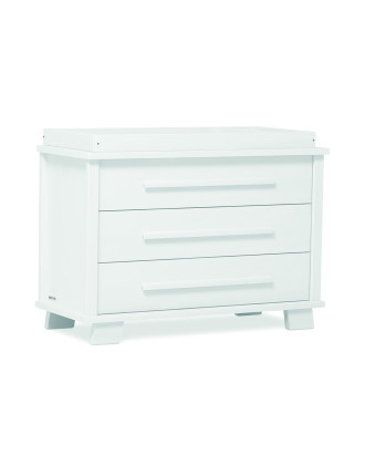 Urbane Lucia 3 Drawer Chest With Change Tray