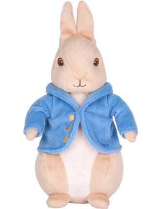 Peter Rabbit Silky Beanbag Plush