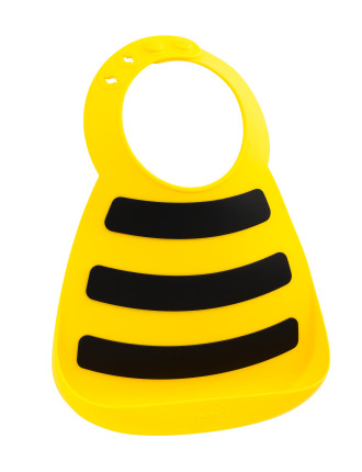 Bumble Bee Baby Bib