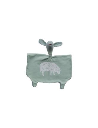 Sheep Comforter Toy